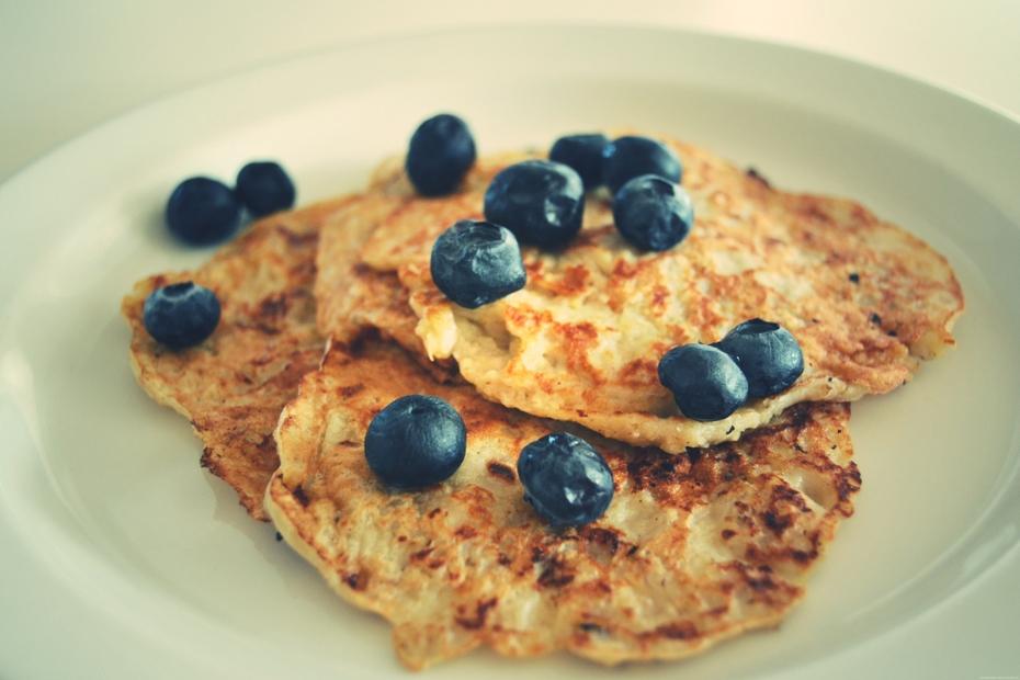 protein-pandekager-blåbær