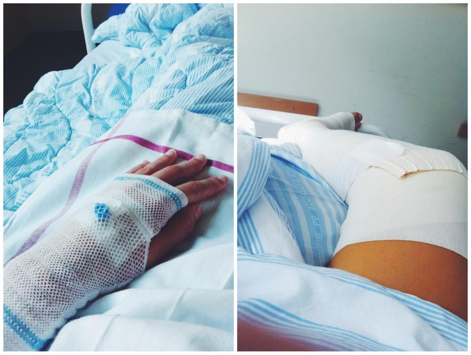 Hospitalet-indlagt