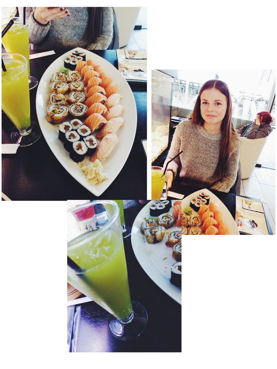 Sushi-drinks