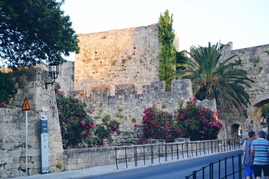 Rhodos-den-gamle-bydel