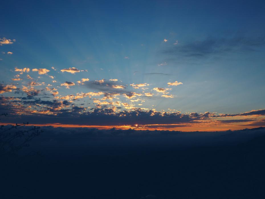 Hiking-Santa-Barbara-udsigt-solnedgang