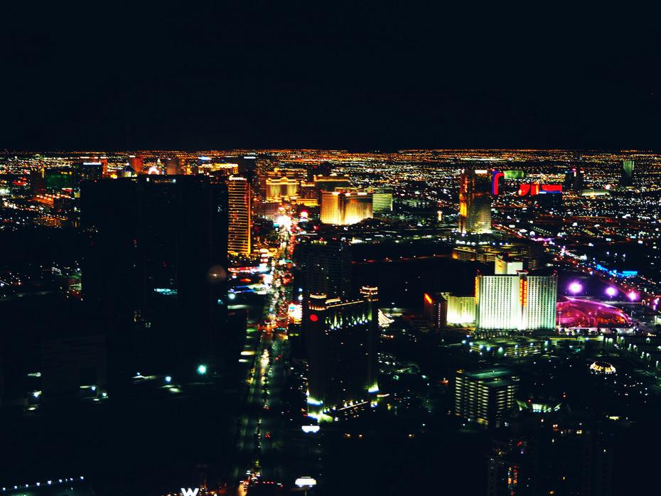 Las-Vegas-udsigt