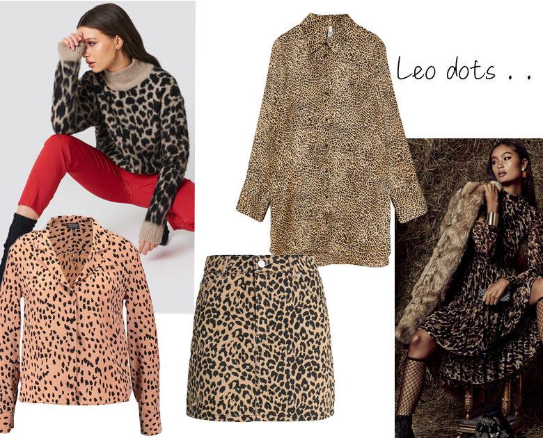 Leopard-print