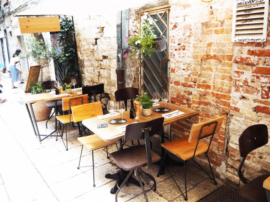 Gade-restaurant